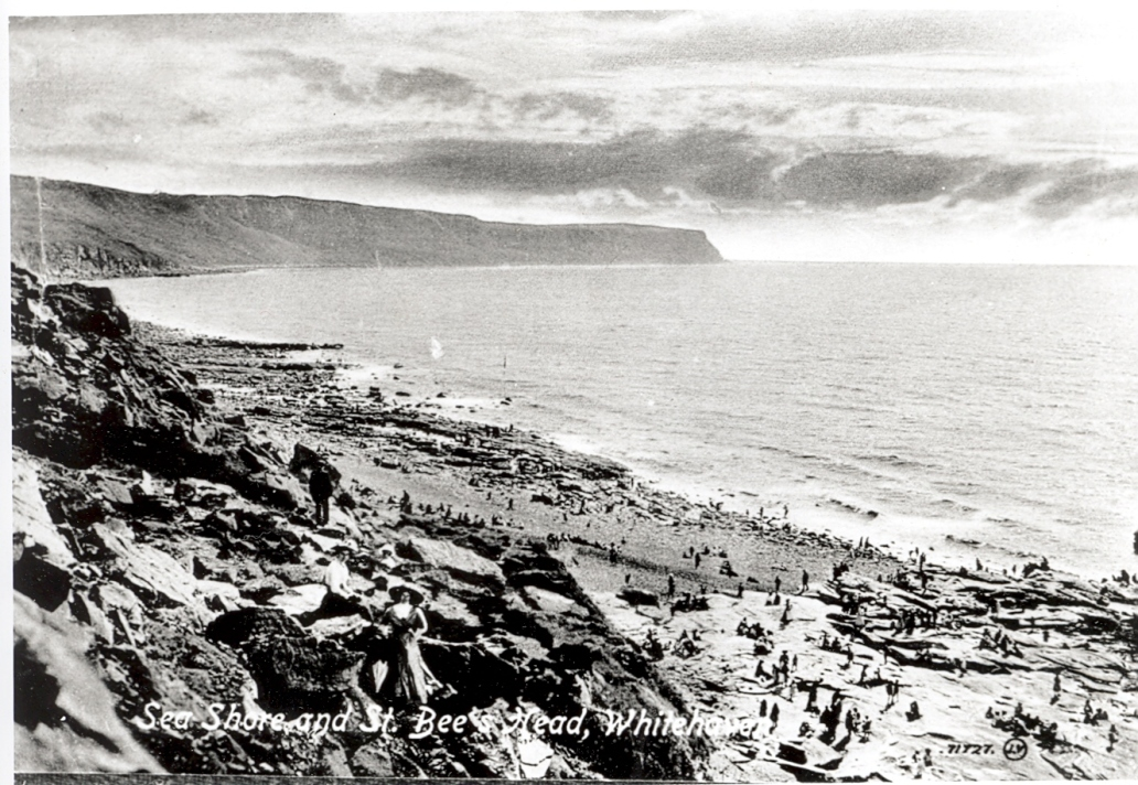 South Beach and St Bees, Courtesy of The Beacon