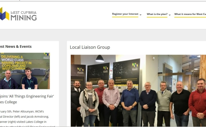 West Cumbria Mining Local Liaison Group